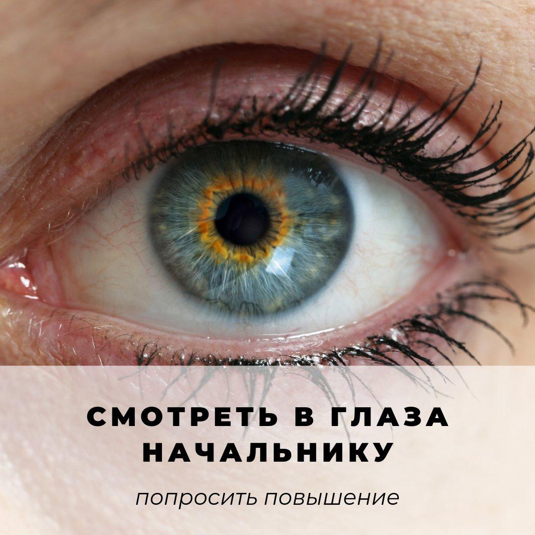 Пахоруков Андрей. Смотреть в глаза начальнику. Попросить повышение
