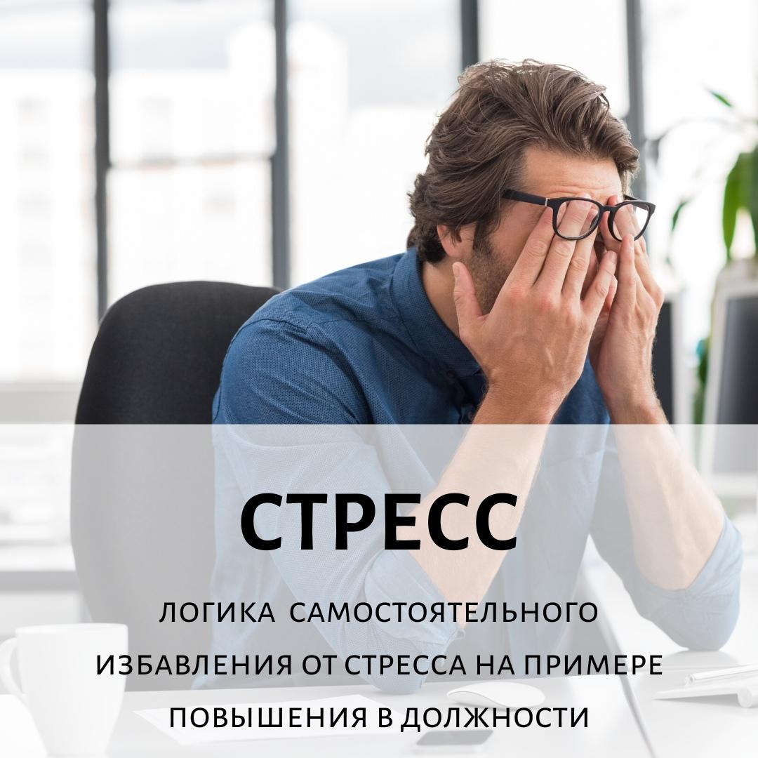 Пахоруков Андрей. Стресс. Логика самостоятельного избавления от стресса