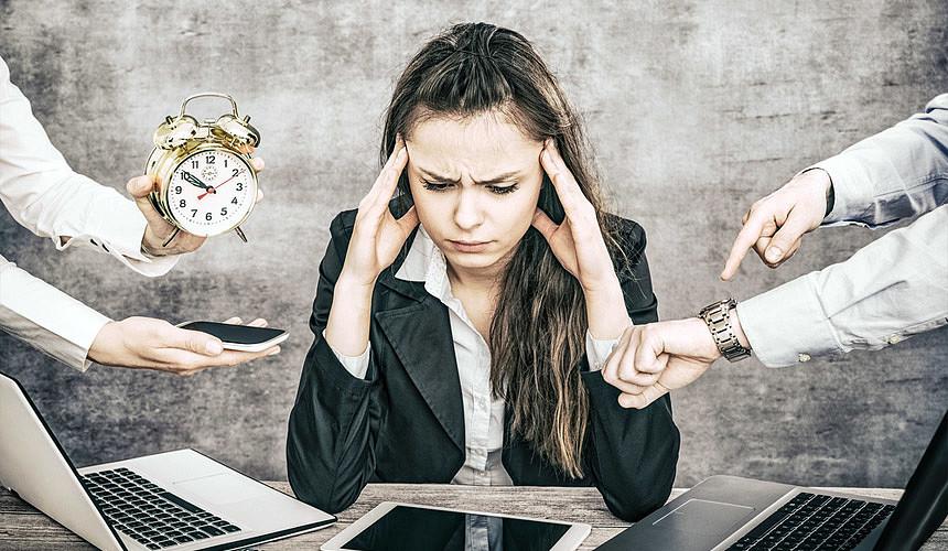 Как убрать стресс?